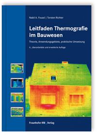 Buch: Leitfaden Thermografie im Bauwesen