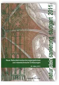 Buch: Natursteinsanierung Stuttgart 2011