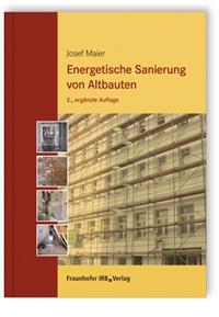 Buch: Energetische Sanierung von Altbauten