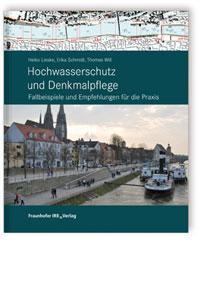 Buch: Hochwasserschutz und Denkmalpflege