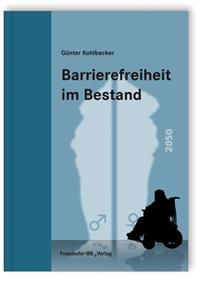 Buch: Barrierefreiheit im Bestand