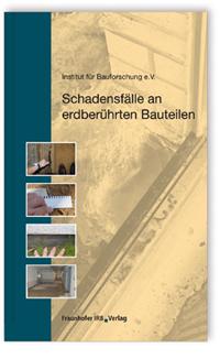 Buch: Schadensfälle an erdberührten Bauteilen