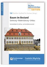 Buch: Bauen im Bestand