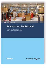 Buch: Brandschutz im Bestand. Verkaufsstätten