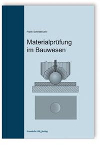 Buch: Materialprüfung im Bauwesen