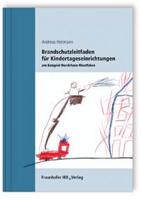 Buch: Brandschutzleitfaden für Kindertageseinrichtungen am Beispiel Nordrhein-Westfalen