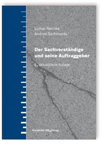Buch: Der Sachverständige und seine Auftraggeber
