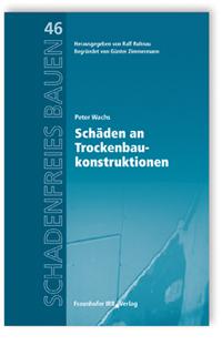 Buch: Schäden an Trockenbaukonstruktionen