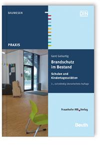 Buch: Brandschutz im Bestand. Schulen und Kindertagesstätten