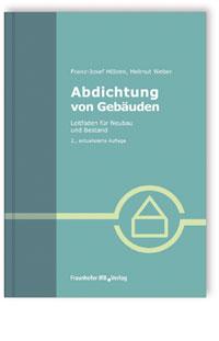 Buch: Abdichtung von Gebäuden