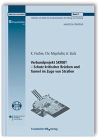 Forschungsbericht: Verbundprojekt SKRIBT - Schutz kritischer Brücken und Tunnel im Zuge von Straßen. Abschlussbericht