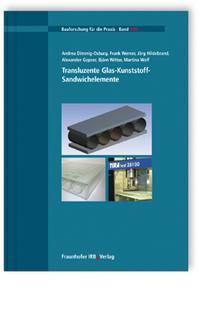 Buch: Transluzente Glas-Kunststoff-Sandwichelemente