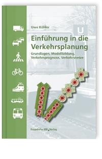 Buch: Einführung in die Verkehrsplanung