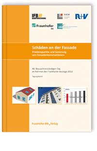 Buch: Schäden an der Fassade. Problempunkte und Sanierung von Fassadenkonstruktionen