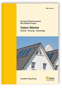 Buch: Solare Wärme