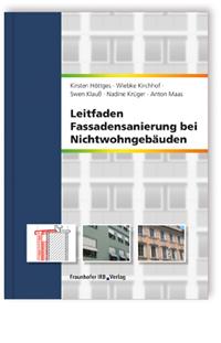 Buch: Leitfaden Fassadensanierung bei Nichtwohngebäuden
