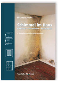 buch schimmel im haus fraunhofer irb. Black Bedroom Furniture Sets. Home Design Ideas