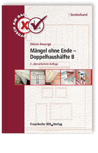 Buch: Mängel ohne Ende - Doppelhaushälfte B