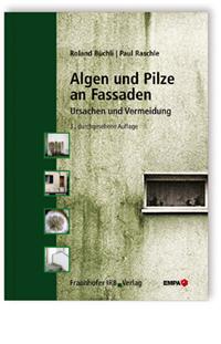 Buch: Algen und Pilze an Fassaden