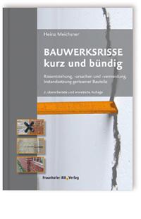 Buch: Bauwerksrisse kurz und bündig