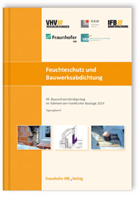 Buch: Feuchteschutz und Bauwerksabdichtung