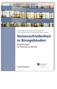 Buch: Nutzerzufriedenheit in Bürogebäuden