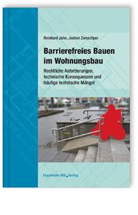 Buch: Barrierefreies Bauen im Wohnungsbau