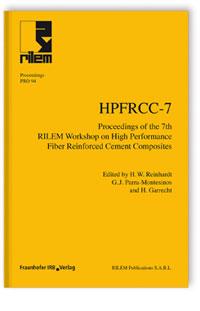 Buch: HPFRCC-7