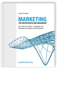 Buch: Marketing für Architekten und Ingenieure