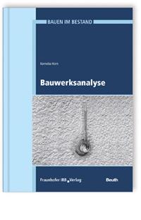 Buch: Bauwerksanalyse