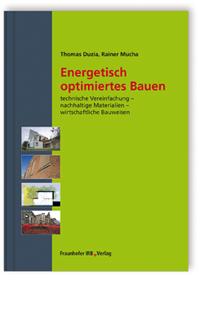 Buch: Energetisch optimiertes Bauen