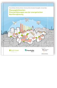 Buch: Planungshilfsmittel: Praxiserfahrungen aus der energetischen Quartiersplanung