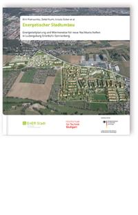 Buch: Energetischer Stadtumbau