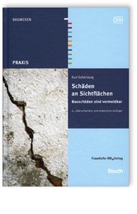 Buch: Schäden an Sichtflächen