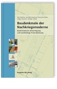 Buch: Baudenkmale der Nachkriegsmoderne