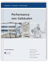 Buch: Performance von Gebäuden