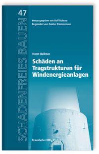 Buch: Schäden an Tragstrukturen für Windenergieanlagen