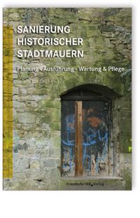 Buch: Sanierung historischer Stadtmauern