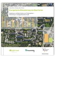 Buch: Energetische Bilanzierung von Quartieren