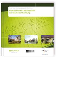 Buch: Nichttechnische Erfolgsfaktoren der Quartiersentwicklung