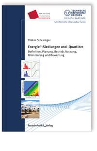 Buch: Energie+-Siedlungen und -Quartiere