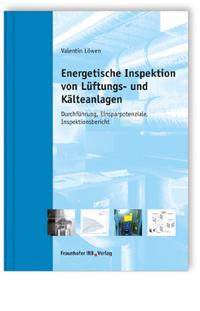 Buch: Energetische Inspektion von Lüftungs- und Kälteanlagen