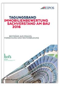 Buch: Tagungsband Immobilienbewertung und Sachverstand am Bau 2016