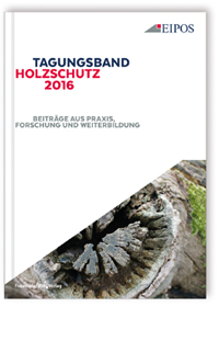 Buch: Tagungsband Holzschutz 2016