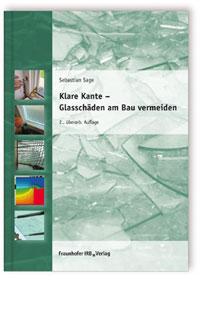 Buch: Klare Kante - Glasschäden am Bau vermeiden