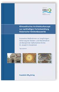 Buch: Klimaethisches Architekturkonzept zur nachhaltigen Fortentwicklung historischer Kirchenbauwerke