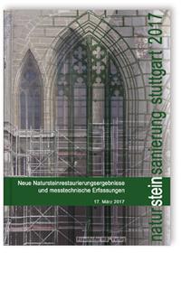 Buch: Natursteinsanierung Stuttgart 2017