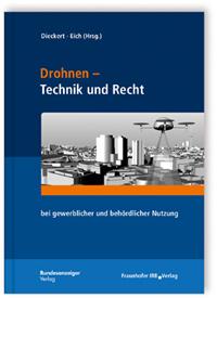 Buch: Drohnen - Technik und Recht