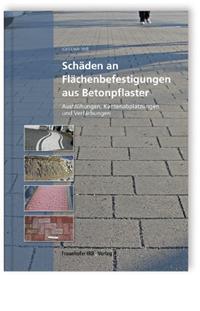 Buch: Schäden an Flächenbefestigungen aus Betonpflaster