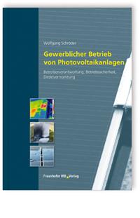 Buch: Gewerblicher Betrieb von Photovoltaikanlagen